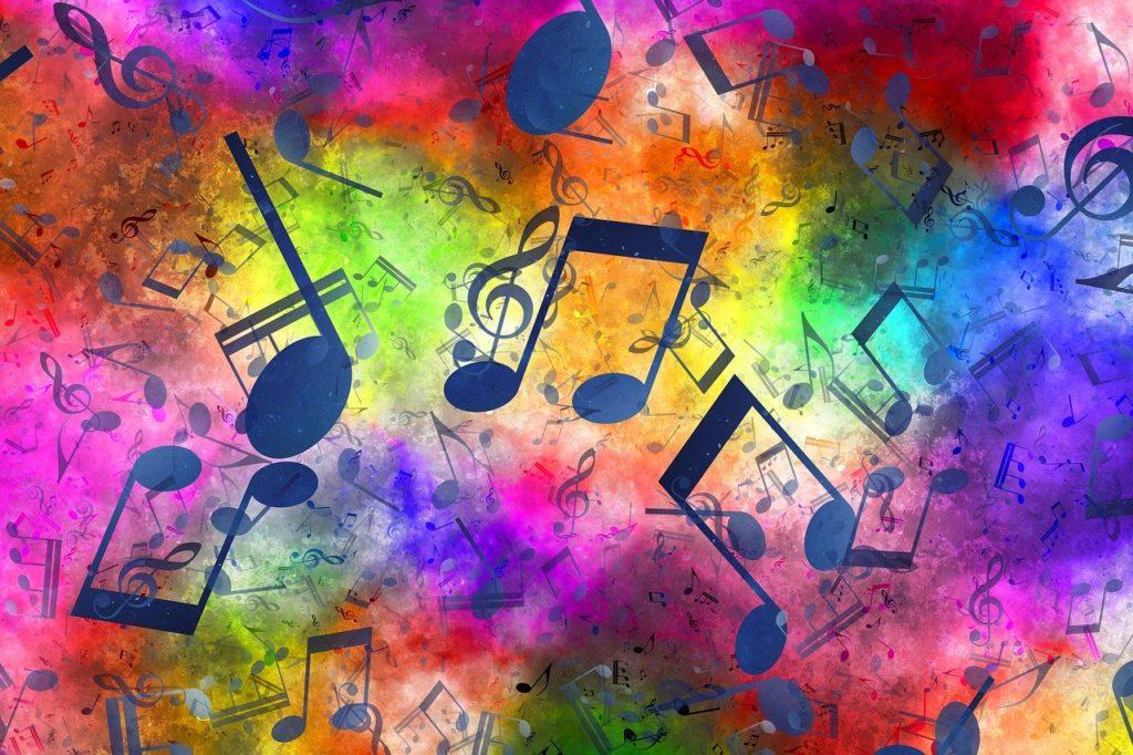 Music Treble Clef Sound Concert  - geralt / Pixabay