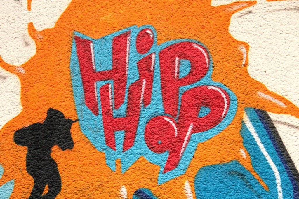 Graffiti Hiphop Hip Hop Hauswand  - real-napster / Pixabay
