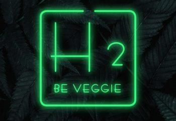 H2- Be Veggie Logo